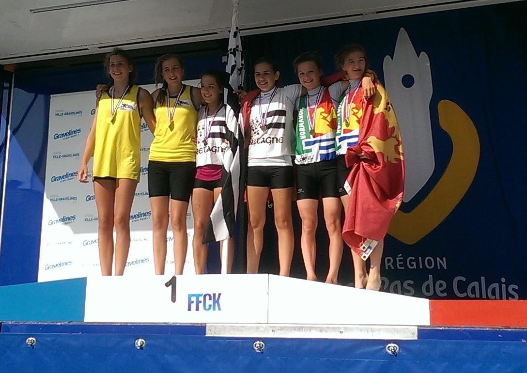 podium Alice RNE graveline