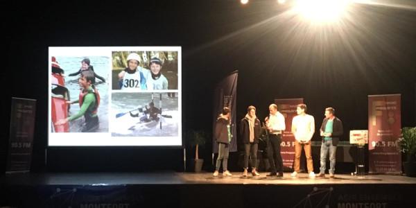 Mise à l'honneur de 4 athlètes du CKPB!