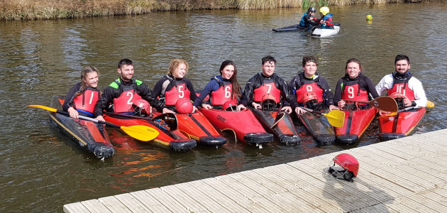 Dernière journée Kayak-Polo