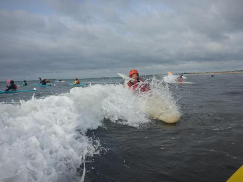 Surf à Quiberon (26/10/2018)
