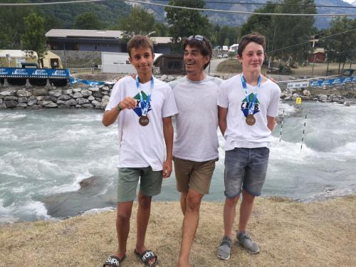 France Slalom Bourg-St-Maurice (07/2018)